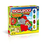 Monopoly 44963 Junior, Benjamin Blümchen Collector's Edition inkl. Figur