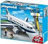 PLAYMOBIL City Action 5261 Cargo- und Passagierflugzeug, Ab 4 Jahren