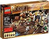 Lego Exclusive Hobbit Set #79004 Barrel Escape (japan import)