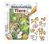 tiptoi Ravensburger Tier-Buch - Bilderlexikon Tiere + Tiersticker