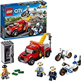 LEGO City 60137 - Abschleppwagen auf Abwegen