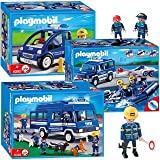 PLAYMOBIL® - 4099 - THW Fahrzeug Super-Set