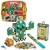 LEGO 41937 DOTS Kreativset Sommerspaß Bastelset für Kinder, Set zum Basteln von Armband, Kinderzimmer-Deko oder Taschenanhänger