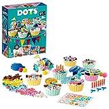 LEGO 41926 DOTS Cupcake Partyset mit 8 Cupcakes, Geburtstagsgeschenk für Kinder, Bastelset, Kreativset