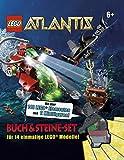 LEGO Atlantis Buch & Steine-Set