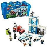 LEGO City 60270 Polizei-Steinebox 301 Teile .