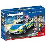 Porsche 911 Carrera 4S Politie wit Playmobil (70066)