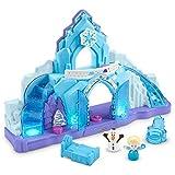 Fisher-Price GLM38 Little People Frozen Elsas Eispalast - Deutsche Sprachversion