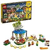 Lego Creator 31095 3-in-1-Set Jahrmarktkarussell
