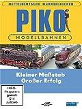 PIKO - Modellbahnen: Kleiner Maßstab - Großer Erfolg