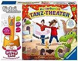 Ravensburger tiptoi Spiel 00073, ACTIVE Set Kunterbuntes Tanz-Theater, Bewegungsspiel ab 3 Jahren