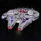 LIGHTAILING Licht-Set Für (Star Wars Millennium Falcon) Modell - LED Licht-Set Kompatibel Mit Lego 75192(Modell Nicht Enthalten)