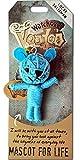 Watchover Voodoo-Puppe / Schlüsselring ~ Maskottchen für das Leben