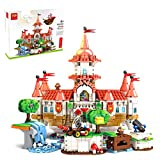 Yayun 2614Pcs City Street View Architecture Princess Castle Building Blocks Stem Toy (This Product is not Manufactured or Sold by Lego and Has no Connection with Lego)