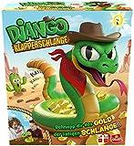 Goliath Django Klapperschlange – Lustiges Reaktionsspiel für Spaß und Spannung ab 4 Jahren – Für 2-4 Spieler