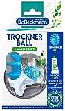 Dr. Beckmann Trockner Ball mit Wäscheduft Probiergröße, 50 ml (1er Pack)