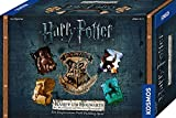 Kosmos 680671 Harry Potter - Kampf um Hogwarts Erweiterung - Die Monsterbox der Monster - Erweiterung zu Harry Potter Spiel Hogwarts Battle in deutscher Sprache, für 2-4 Spieler, ab 11 Jahre