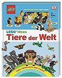 LEGO® Ideen Tiere der Welt: Mit vier exklusiven LEGO Tieren