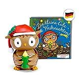 tonies Hörfiguren für Toniebox - Die kleine Eule feiert Weihnachten - Die kleine Eu - ca. 39 Min. - Ab 3 Jahre -DEUTSCH