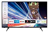 Techwood U50T52D 126 cm (50 Zoll) Fernseher (4K Ultra HD, HDR10, Triple Tuner, Smart TV, Prime Video, Works with Alexa)
