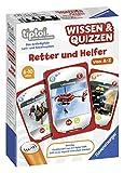Ravensburger tiptoi 00829 Wissen und Quizzen: Retter und Helfer, Quizspiel für Kinder ab 6 Jahren, für 1-6 Spieler