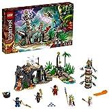 LEGO71747NINJAGODasDorfderWächterBauset,mitNinjaCole,JayundKaiMinifiguren,Spielzeugab8Jahren