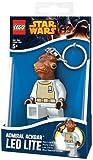 Universal Trends UT29002 - Lego Star Wars Admiral Ackbar Minitaschenlampe
