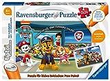Ravensburger tiptoi Spiel 00069 Puzzle für kleine Entdecker: Paw Patrol - 2x24 Teile Kinderpuzzle ab 4 Jahren, für Jungen und Mädchen, 1 Spieler