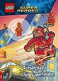 LEGO® DC Superheroes – Rätselspaß für Superhelden (LEGO DC Comics Super Heroes)
