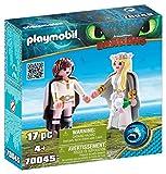 Playmobil 70045 - Astrid und Hicks