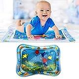 Cool PVC Baby Aufblasbare Wasser-Spielmatte Pated Pad Baby Wasserkissen Pad Tummy Time Activity Center Wasserkissen