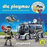 Die Playmos - Folge 68: Ein Fall für das Sondereinsatzkommando (Das Original Playmobil Hörspiel)