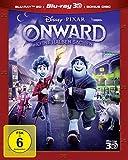 Onward - Keine halben Sachen (3D + 2D + Bonus) [3D Blu-ray]