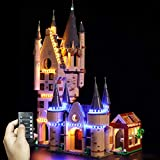 Lommer Beleuchtung Set für Lego Harry Potter Astronomieturm auf Schloss Hogwarts, LED Licht Kit Kompatibel mit Lego 75969 Modell (Nicht Enthalten Lego Modell)