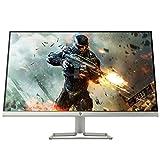 HP 27f LED Display 68,6 cm (27 Zoll) Full HD Silber – PC-Flachbildschirm (68,6 cm (27 Zoll), 1920 x 1080 Pixel, Full HD, LED, 5 ms, Silber)