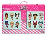 LOL Surprise Glitzer Serie - Glitzer-Puppen im 12er-Pack - 80+ Überraschungen mit Puppen, Outfits, Accessoires und mehr - Spielzeug mit Wasserüberraschung - Für Mädchen und Jungen ab 4 Jahren