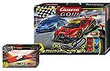 Carrera Go!!! 20062526 'Race The Track Sonderedition 6,2m + 2m Bonus