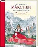 Die schönsten Märchen der Brüder Grimm: Kunstvoll illustriertes Märchenbuch