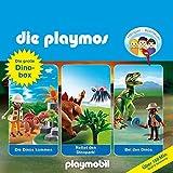 Die große Dino-Box. Das Original Playmobil Hörspiel: Die Playmos 3, 17, 30