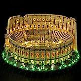 BRIKSMAX Led Beleuchtungsset für Lego Creator Expert Colosseum - Compatible with Lego 10276 Bausteinen Modell - Ohne Lego Set