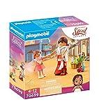 PLAYMOBIL DreamWorks Spirit Untamed 70699 Klein Lucky & Mama Milagro, Ab 4 Jahren
