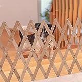 Sroomcla Schutzteiler Tor Schiebetür Gitter Ausziehbare Breite Freistehendes Absperrgitter Für Hunde Pet Gate Treppenschutzgitter Ohne Bohren Scherengitter Stunning