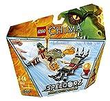 LEGO 70150 - Legends of Chima Speedorz Feuer-Klauen