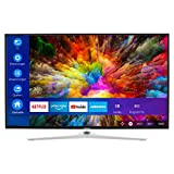 MEDION X14000 101,6 cm (40 Zoll) UHD Fernseher (Smart-TV, 4K Ultra HD, Dolby Vision HDR, Netflix, Prime Video, WLAN, HD Triple Tuner, DTS Sound, PVR, Bluetooth)