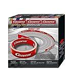 Carrera 4007486855090 Cars 20085509-Digital 132/124 Leitplanke, Fahrzeug, 20 m
