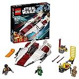Lego Star Wars 75175 A-Wing Starfighter Spielzeug