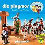 Folge 35: Streit im Wilden Westen (Das Original Playmobil Hörspiel)
