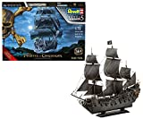 Revell 05699 Piratenschiff Disney Caribbean Black Pearl (License Restricted, See Pirates of The Carribean), Mehrfarbig