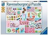Ravensburger Puzzle 16592 - Süße Verführung - 500 Teile Puzzle für Erwachsene und Kinder ab 10 Jahren