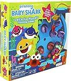 Pinkfong Baby Shark Let's Go Hunt-Angelspiel – spielt den Baby Shark-Song